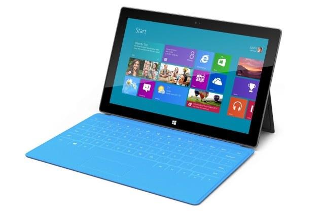 Microsoft Surface RT wykonany jest świetnie /materiały prasowe