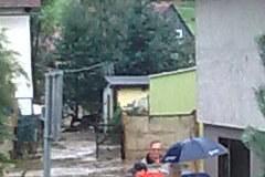 Miedzianka wylała w Bogatyni – miasto pod wodą