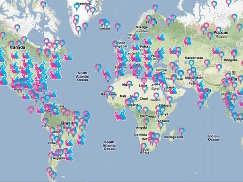 Międzynarodowa mapa seksu, fot. ijustmadelove.com  /