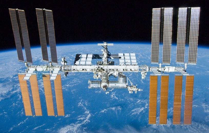 Międzynarodowa Stacja Kosmiczna /materiały prasowe