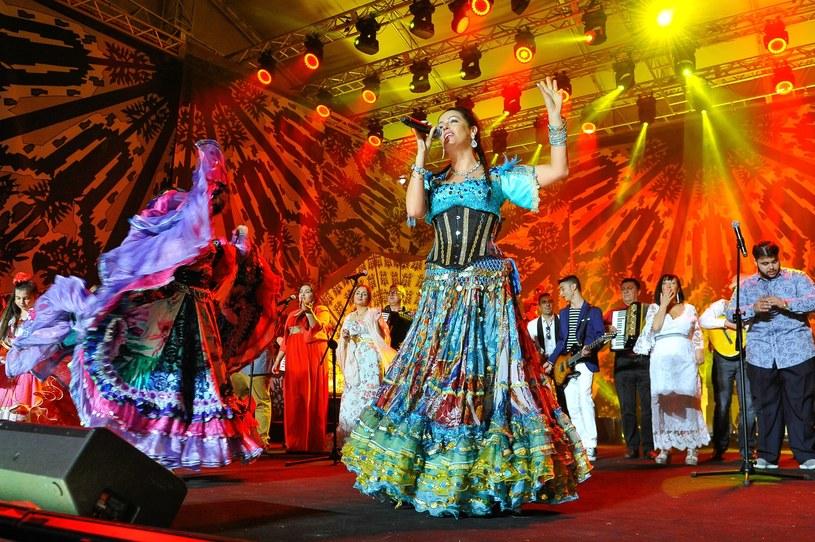 Międzynarodowy Festiwal Piosenki i Kultury Romów /Piotr Lampkowski /East News
