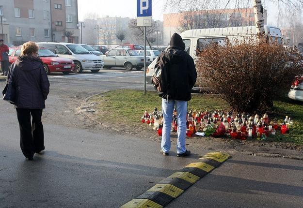 Miejsce, gdzie doszło do morderstwa w Krakowie / fot. Artur Barbarowski /Agencja SE/East News