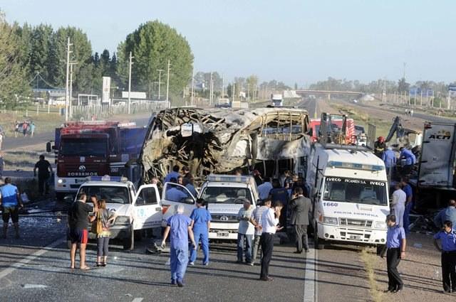 Miejsce, gdzie doszło do wypadku /ALFREDO PONCE /PAP/EPA