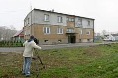 Miejsce strzelaniny w Przecławiu