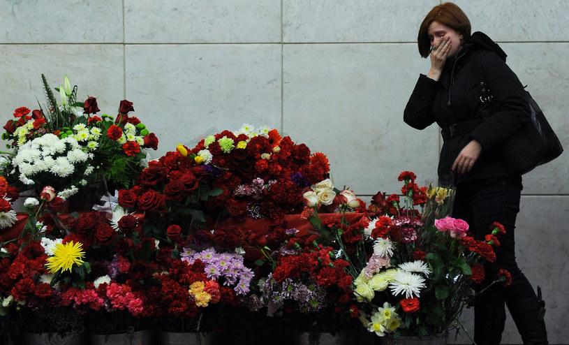 Miejsce zamachu w moskiewskim metrze w 2010 roku /AFP