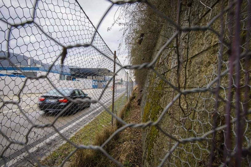 Miejscowość Spielfeld na granicy austriacko-słoweńskiej /AFP