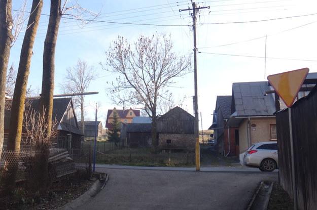 Miejscowość Trybsz na Spiszu /poboczem.pl