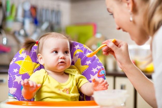 Mięso jest niezbędne w jadłospisie malucha przed 3. urodzinami. /123/RF PICSEL