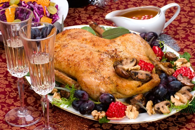 Mięso z kaczki jest symbolem bogactwa /123/RF PICSEL