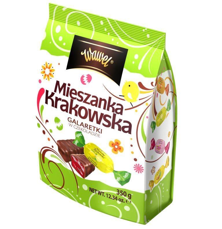 Mieszanka krakowska  /materiały prasowe