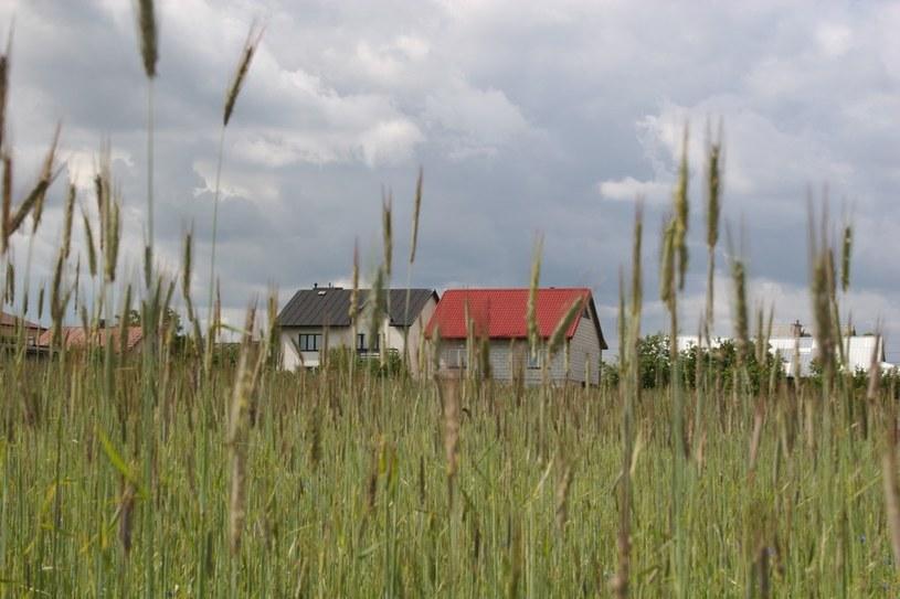 Mieszkańcy miast przenoszą się na wieś /Monika Galicka /East News