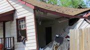 Mieszkańcy Raleigh wracają do domów zniszczonych przez tornada