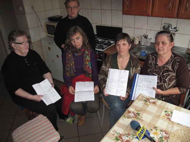 Mieszkańcy wcześniej dostali już pięciokrotnie wyższe rachunki za odprowadzanie ścieków /Adam Górczewski /RMF FM