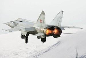 Mig-25 – radziecki rekordzista