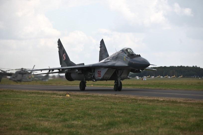 MiG-29 /Marek Jabłoński /East News