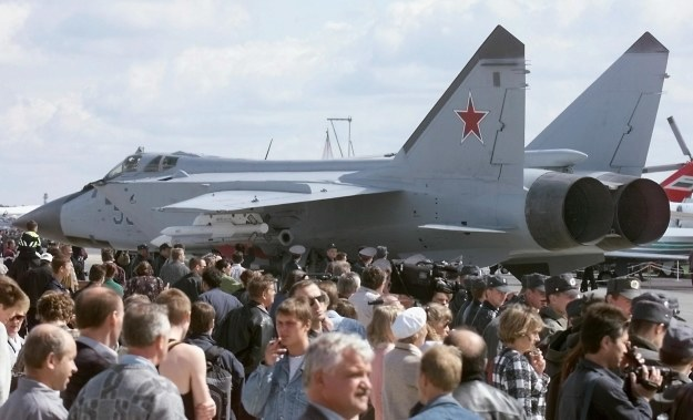 MiG-31 /AFP