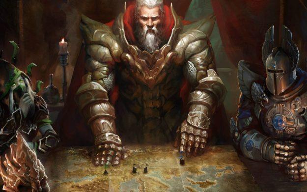 Might & Magic: Heroes Online - motyw graficzny /Informacja prasowa