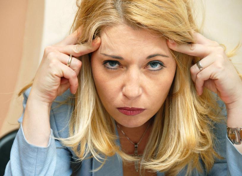 Migrena potrafi skutecznie uprzykrzyć życie /123RF/PICSEL