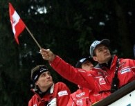 Mika Kojonkoski (z lewej) /AFP