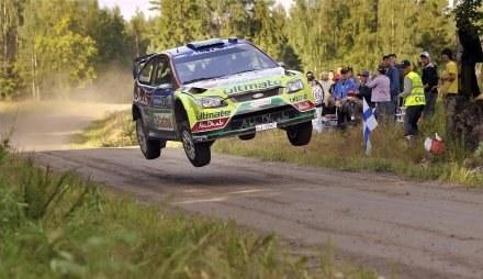 Mikko Hirvonen /AFP