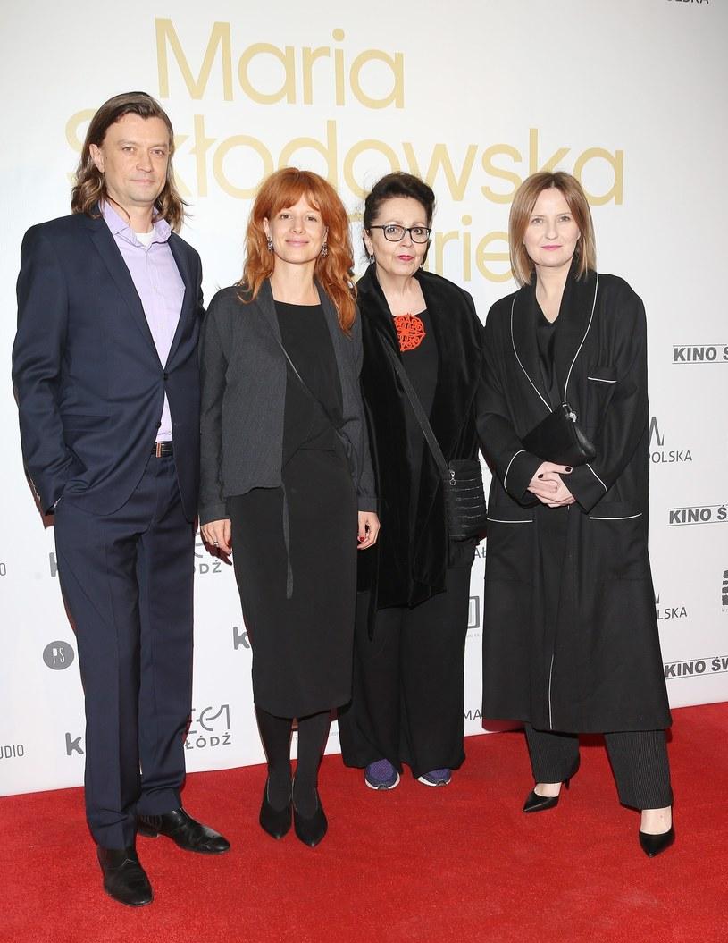 Mikołaj Pokromski, Karolina Gruszka, Marie Noëlle, Iza Kuna /Damian Klamka /East News