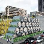 Mikroapartamenty z betonowych rur rozwiążą problemy Hongkongu?