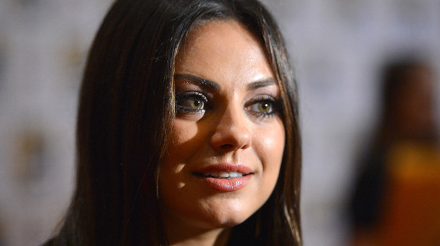 Mila Kunis /Frazer Harrison /Getty Images