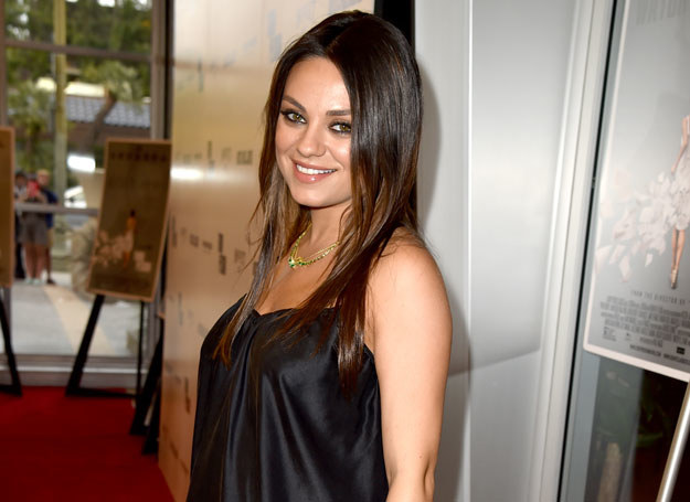Mila Kunis /123RF/PICSEL