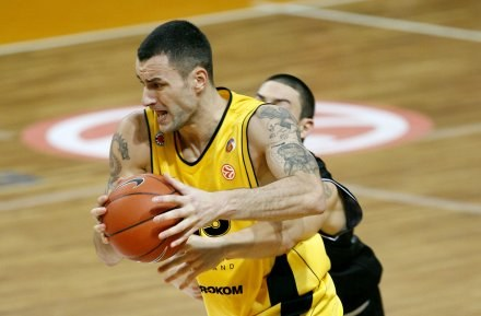 Milan Gurović, fot: Wojciech Figurski /Agencja Przegląd Sportowy