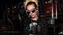 Miley Cyrus - dyżurna skandalistka światowego show-biznesu