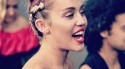 Miley Cyrus pokazała jak… goli pachy