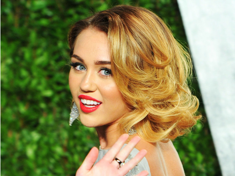 Miley Cyrus /Getty Images/Flash Press Media