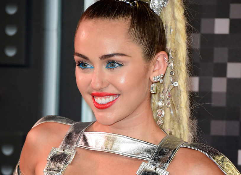 Miley Cyrus /Getty Images