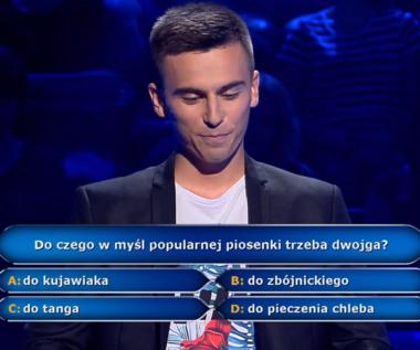 """""""Milionerzy"""": Pytanie o przebój Budki Suflera za 2 tys. złotych"""
