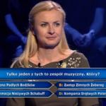 """""""Milionerzy"""": Pytanie za 1 tys. zł o znany polski zespół"""