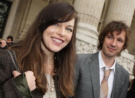Milla Jovovich i Paul Anderson /Getty Images/Flash Press Media