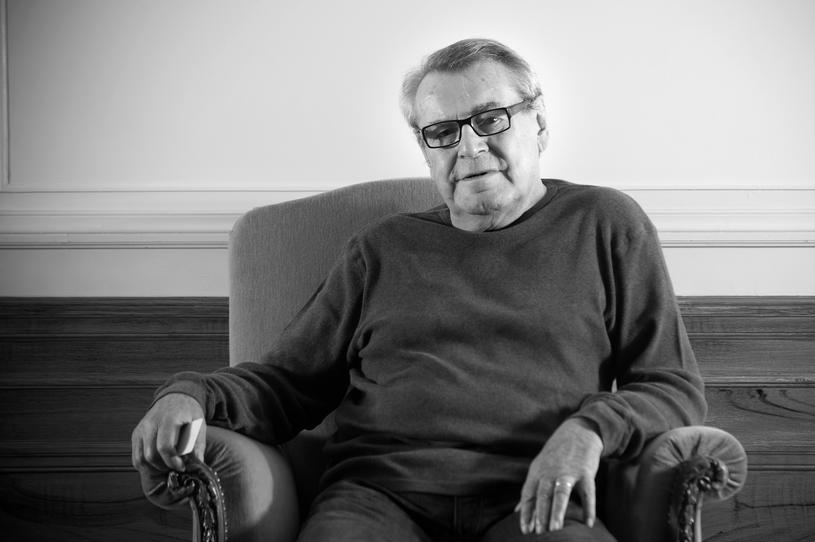 Miloš Forman zmarł nagle. Miał 86 lat /AFP