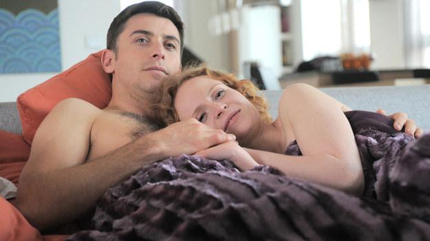 Miłość Marka i Ewy po raz kolejny zostanie wystawiona na próbę... /Agencja W. Impact