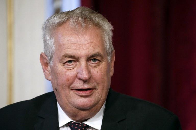 Milosz Zeman /AFP