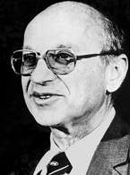 Milton Friedman /Encyklopedia Internautica