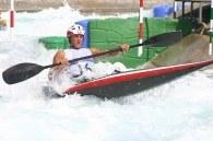 Mimo choroby Grzegorz Polaczyk zdecydował się wystartować w zawodach olimpijskich /Dave Macloud