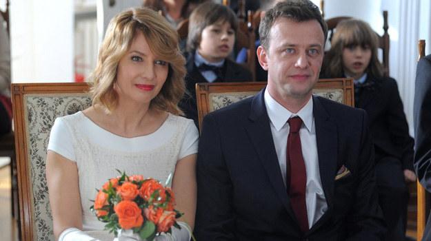 Mimo skandalu małżeństwo Basi i Krzysztofa zostanie zawarte. /Agencja W. Impact