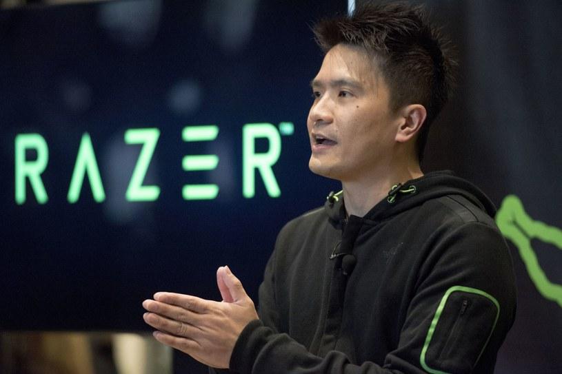 Min-Lang Tan, współzałożyciel i CEO firmy Razer /materiały prasowe