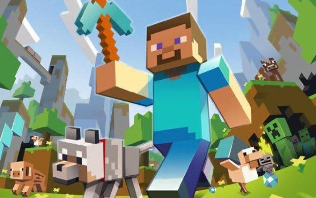 Minecraft - motyw graficzny /