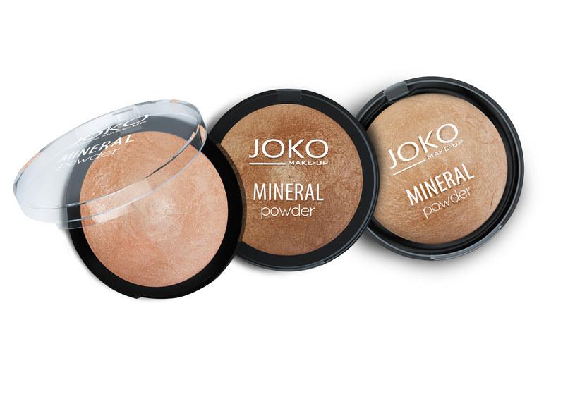 Mineralny puder wypiekany JOKO MINERAL /©123RF/PICSEL
