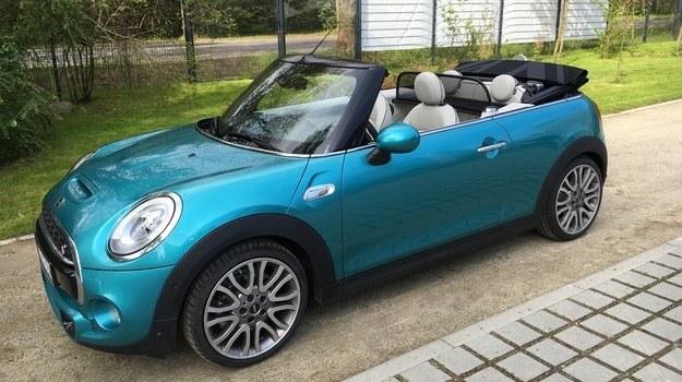 Mini Cabrio /INTERIA.PL