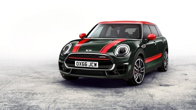 Mini John Cooper Works Clubman /Mini