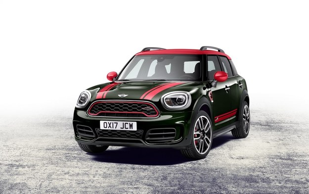 Mini John Cooper Works Countryman /Mini
