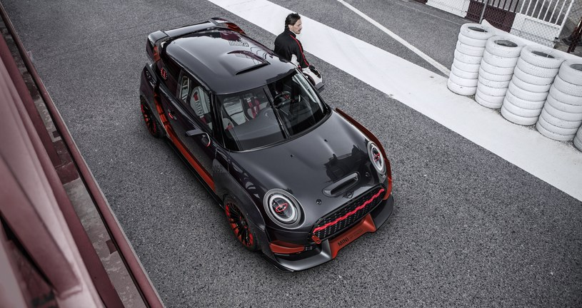 Mini John Cooper Works GP Concept /