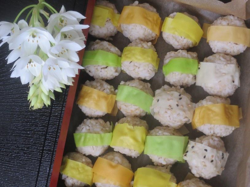 Mini onigiri /materiały prasowe